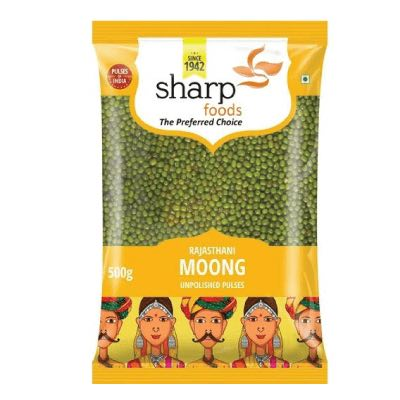 sharp-sabut-moong-500-gm