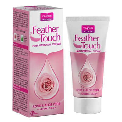 vi-john-feather-touch-hair-removal-cream-rose-40-gm